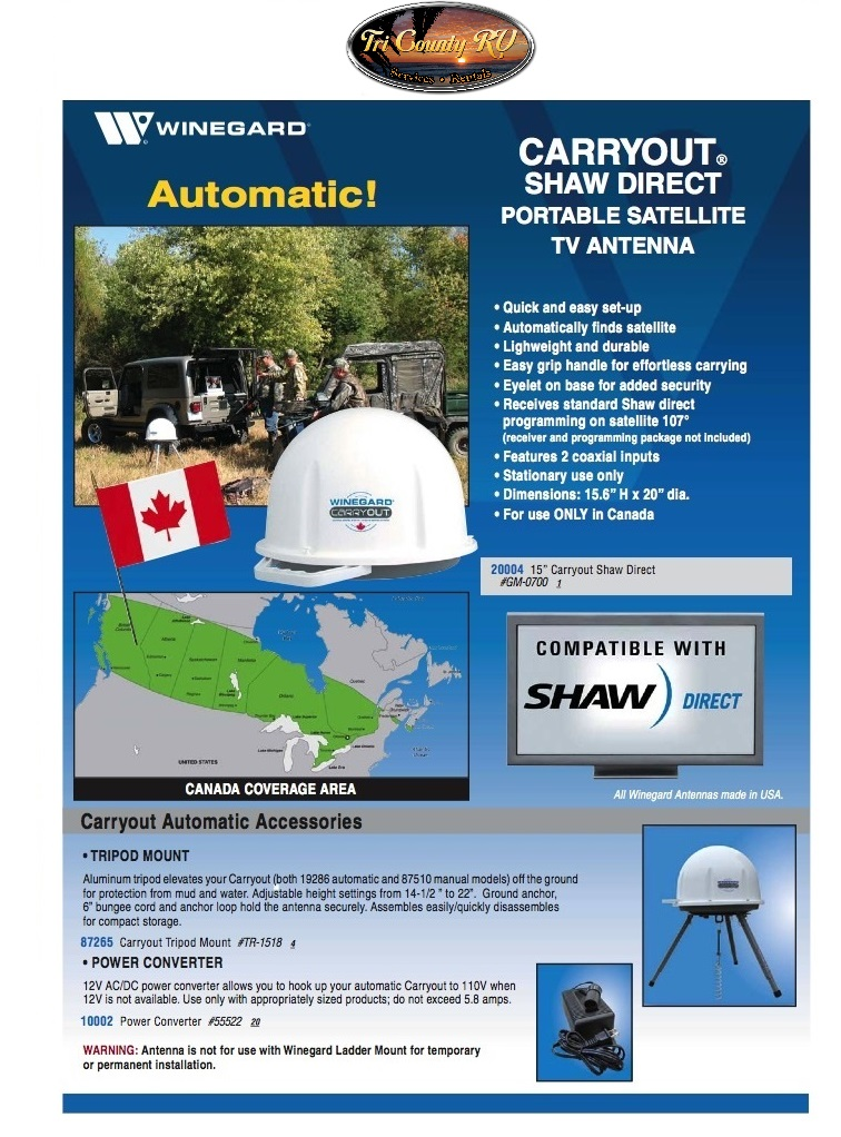 Canada Compatible Satellite Systems