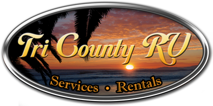 Tri County RV Repair & Rentals Logo